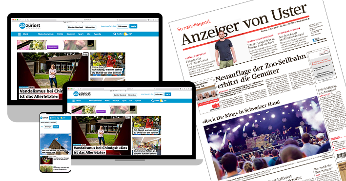 Anzeiger Uster Modell Digital Week