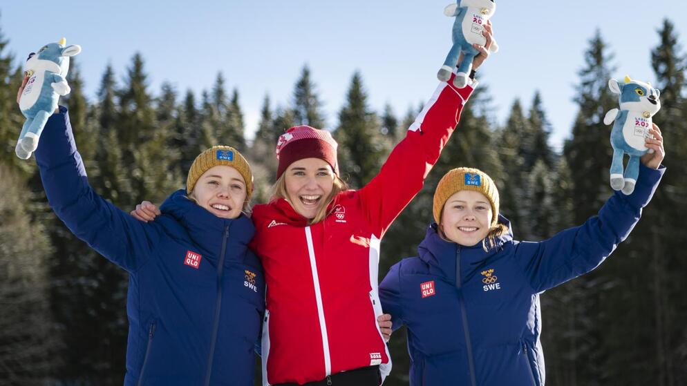 SWITZERLAND YOUTH OLYMPIC GAMES
