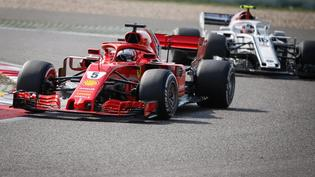 CHINA FORMULA ONE GRAND PRIX