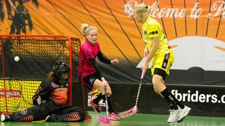 Floorball Riders vs. Uri, Playoff-Viertelfinal